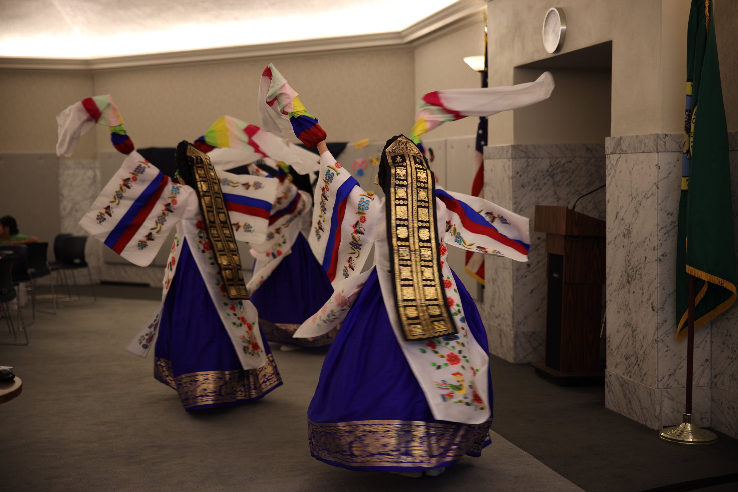 WIN 1st Anniversary Celebration Oregon Korean Performing Arts 1.JPG