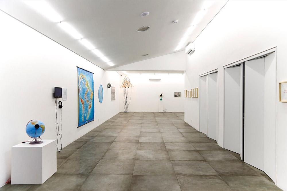 Jogando com Ben Patterson, Galeria Bolsa de Arte