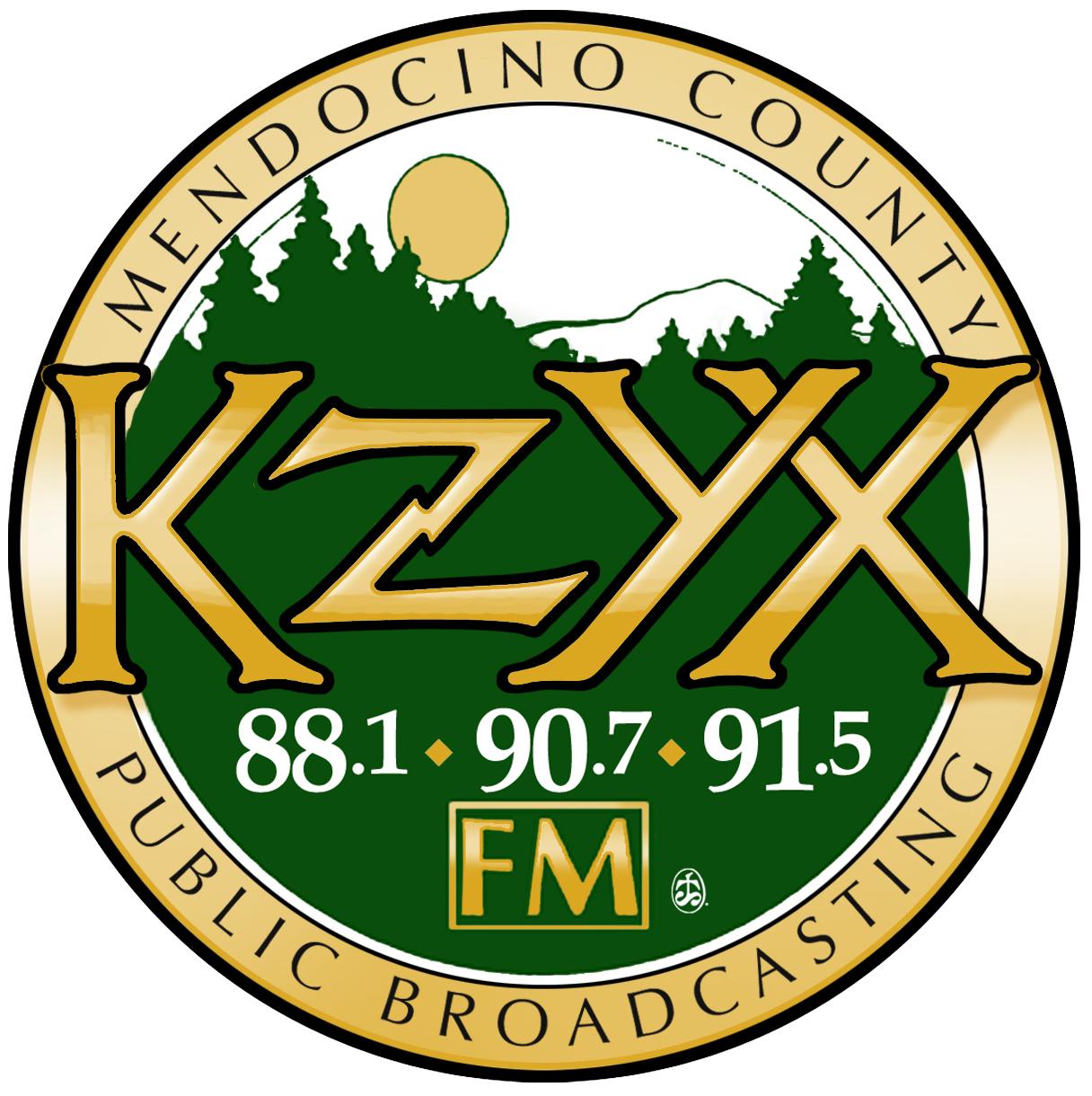 KZYX 88.1 • 90.7 • 91.5 FM - Mendocino County Public Broadcasting