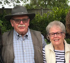 John and Sandra Mayfield, Founders of The John and Sandra Mayfield Economic Development Fund at The Community Foundation of Mendocino County