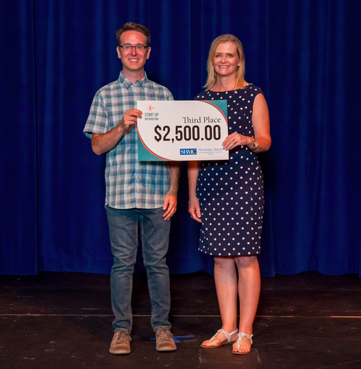 Third Place of $2,500 from Savings Bank of Mendocino County - Tom JacobsonAre We Safe Yet?CybersecurityUkiah