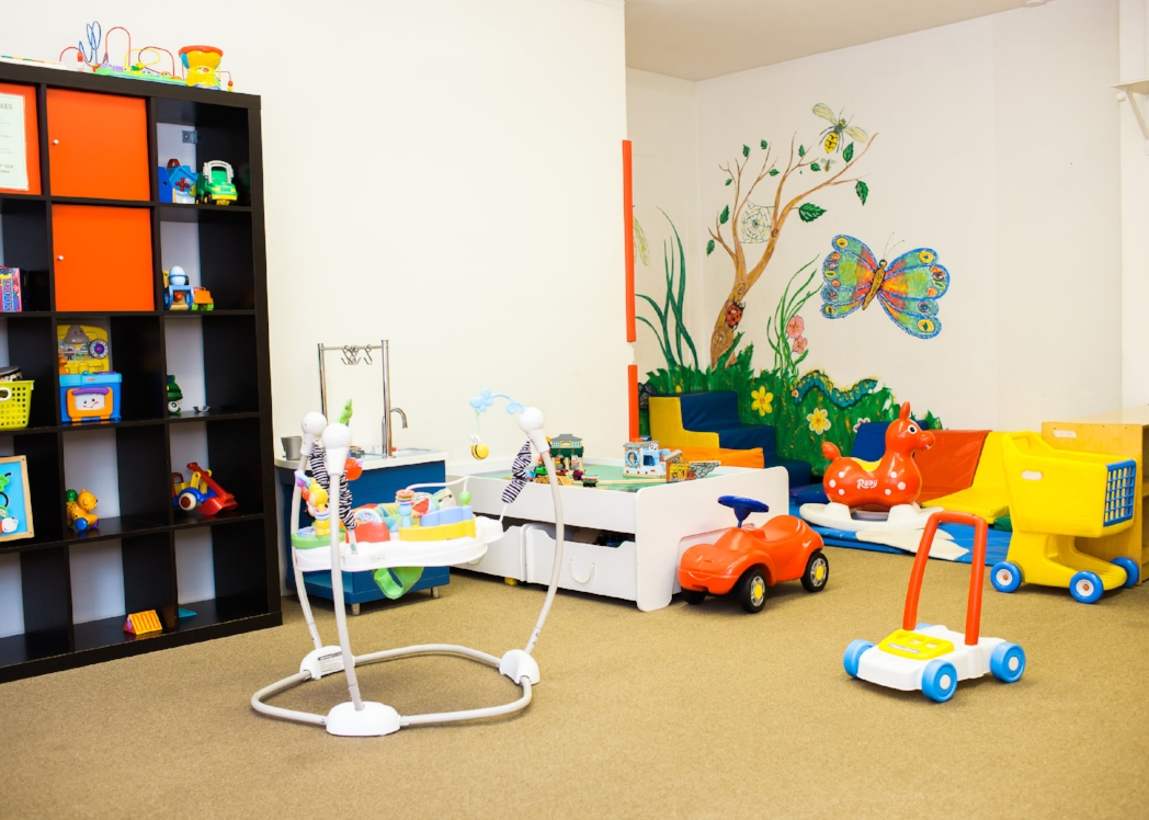 Main Play Space