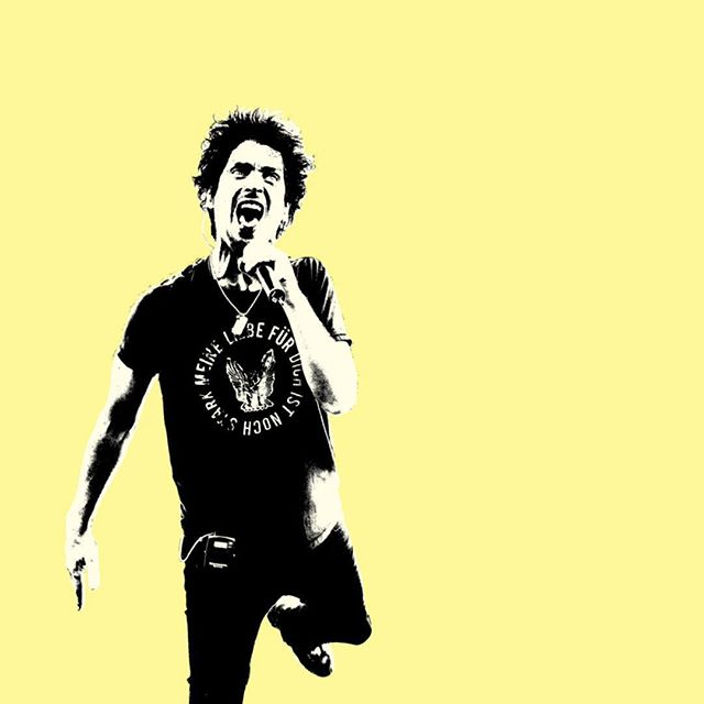 In honor of Eddie Vedder's tribute to Chris Cornell last night in Seattle!  11x17 print - $95. #chriscornell #soundgarden #audioslave #grunge #photobykatmonk #katmonkphoto #popart #artmidcenturymodern #art #midcenturymodern #midcentury