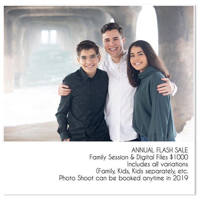 FLASH SALE ... ends Sunday #katmonkphotography #katmonkphoto #prophotographer #familyphotographer #childrensphotographer #flashsale #manhattanbeach #hermosabeach #southbay