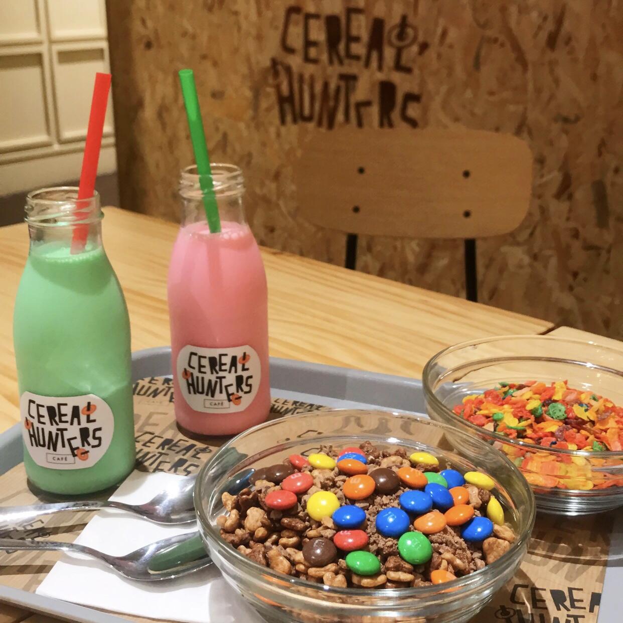 Cereal Hunter Barcelona