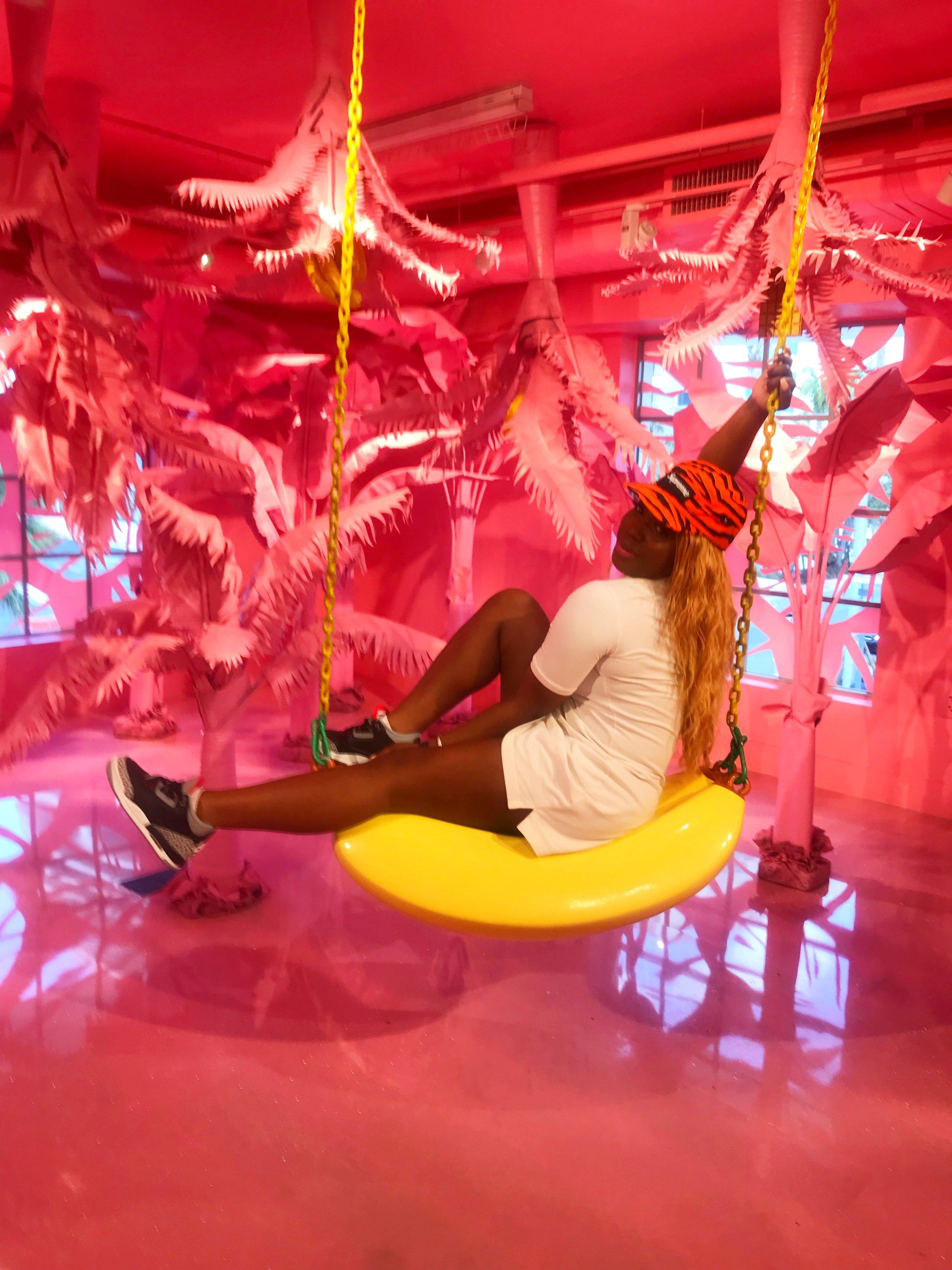 Ice Cream Museum Miami
