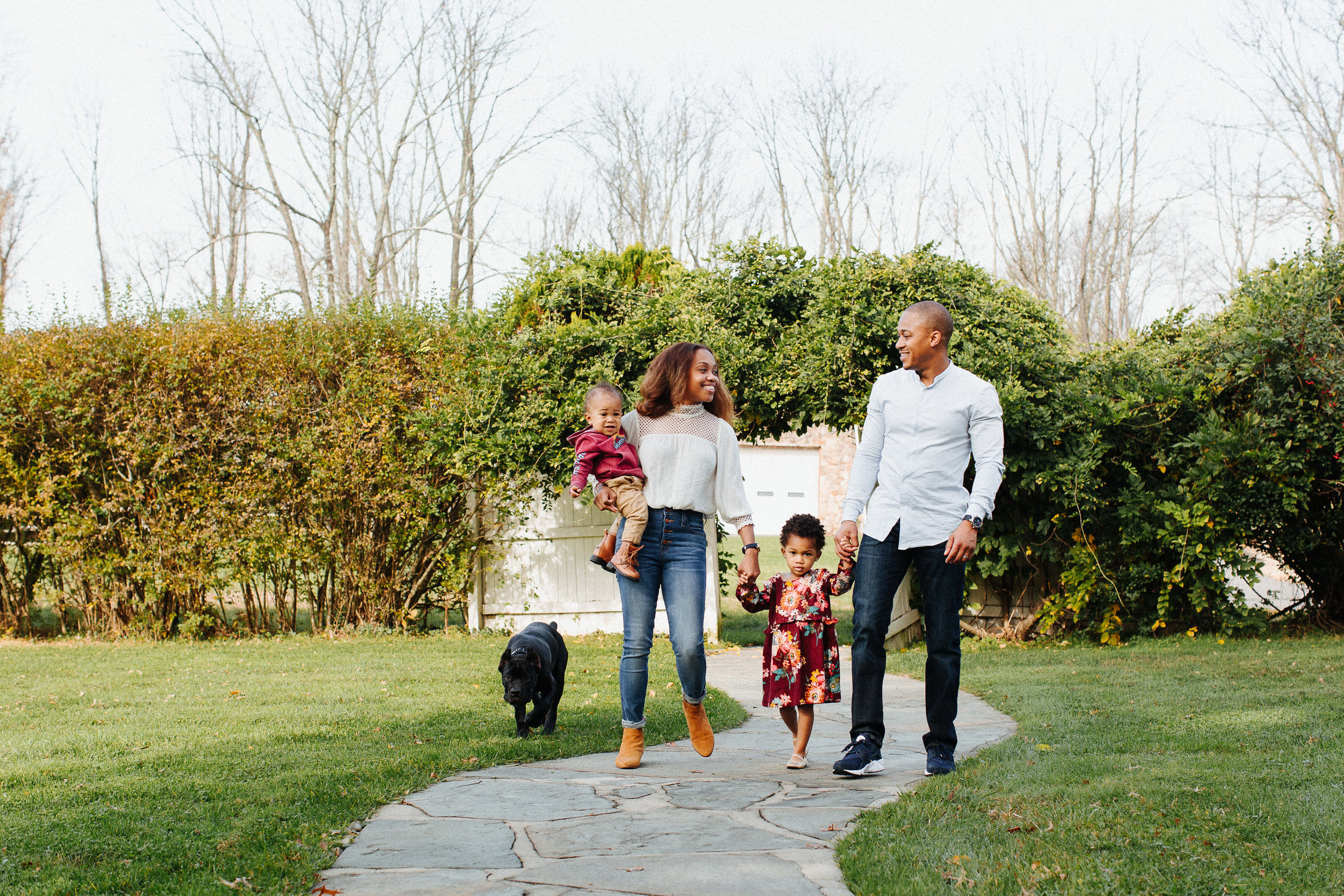 candid lifestyle new jersey family photography