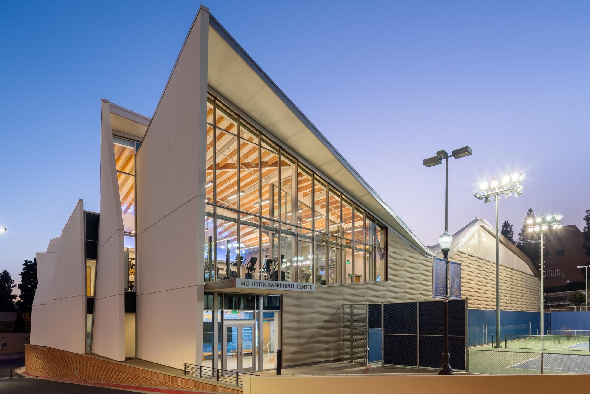 UCLA Mo Ostin Basketball Center