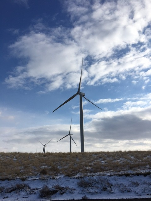 A little snow on the ground didn't stop the Energy Facility Siting Council, ODOE staff, and stakeholders from gathering in Boardman last Friday for the latest EFSC meeting. The biggest takeaway from the meeting: the Council approved the site certificate for the Boardman Solar Energy Facility, the state's first utility-scale solar project under EFSC jurisdiction. -