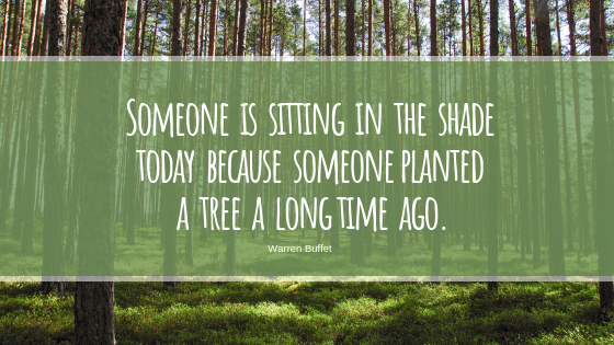 Someone is sitting in the shade today because someone planted a tree a long time ago..png