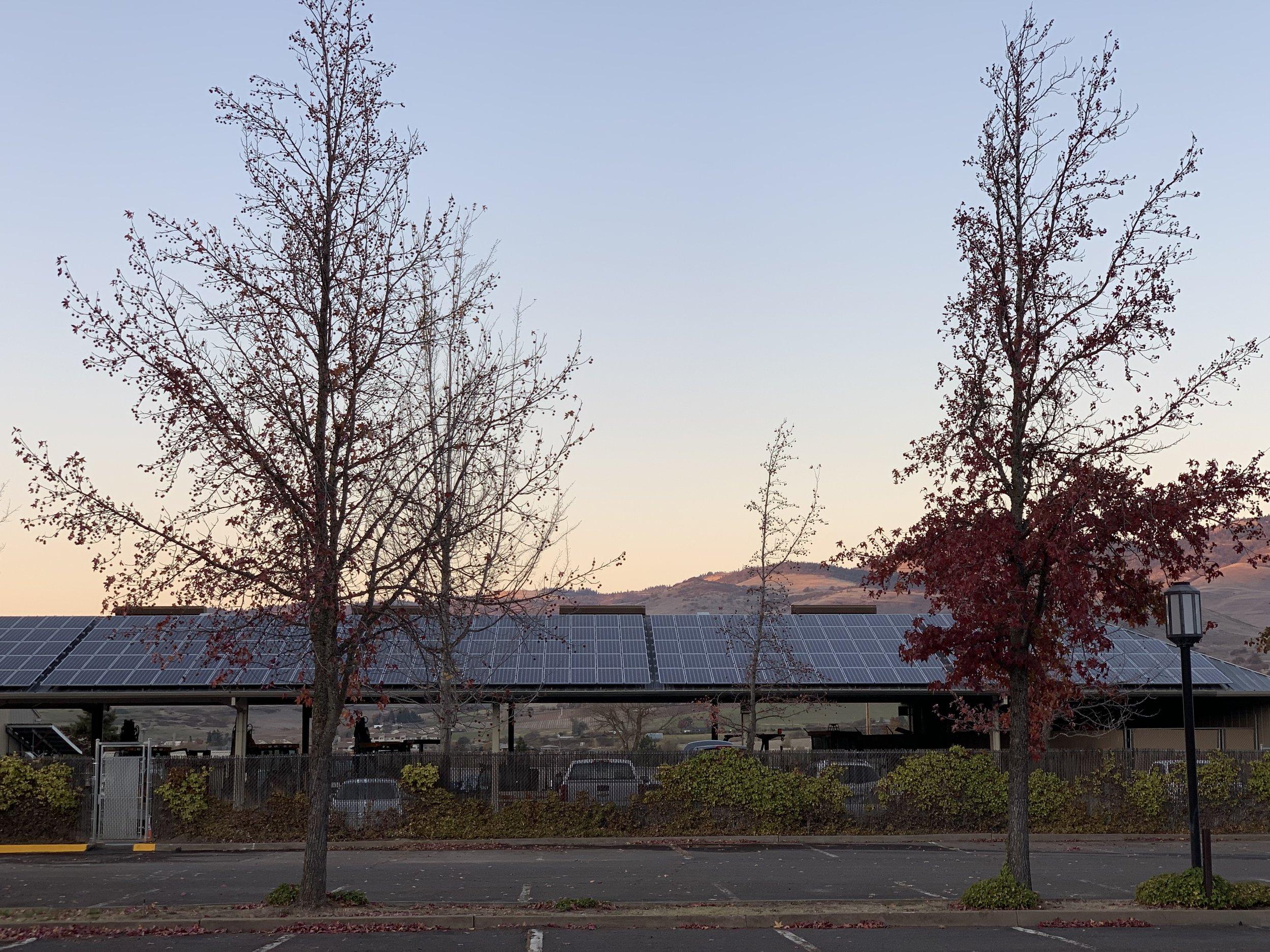 Ashland's Solar Pioneer Program
