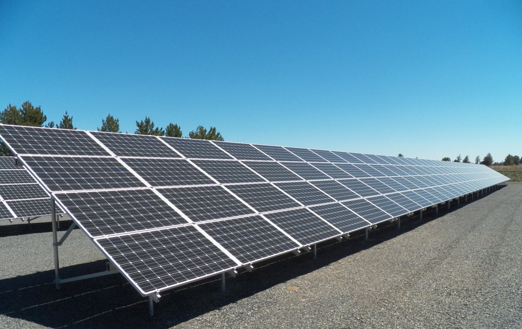 """In 2015, a $128,000 RED Grant to Central Electric Cooperative, a public utility serving the Bend area, supported its """"Shared Solar"""" program, where customers can opt in to purchase solar-generated power for their homes or businesses."""