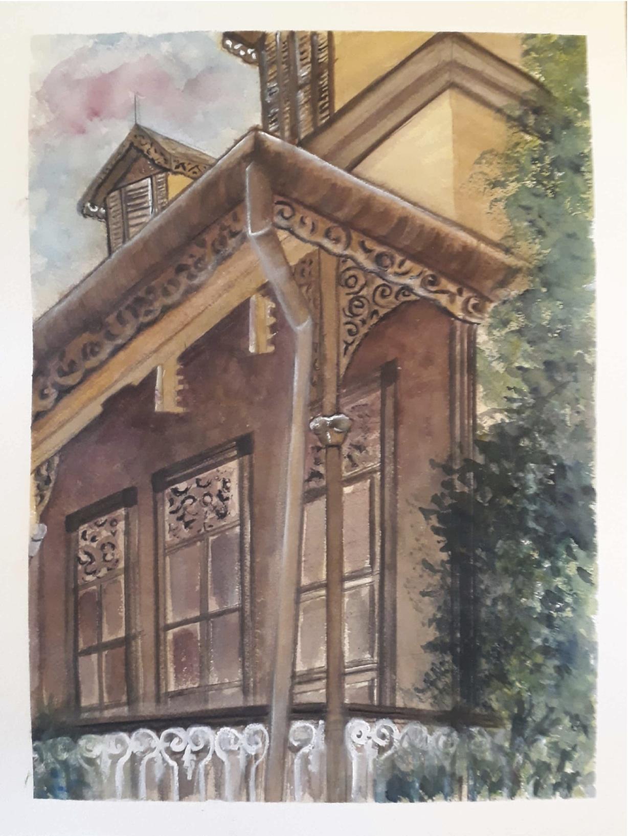 Old Lattice House Pt#2