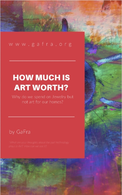 How Much is Art Worth to us?
