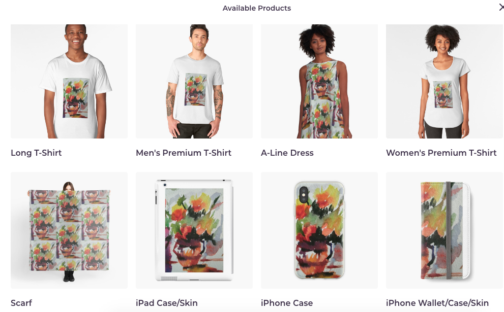 BUY NOW - Get Items with my Artwork. Phone cases, Dresses, mugs and more. Click below.