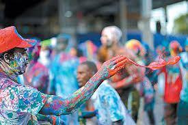 Jouvert in Trinidad & Tobago