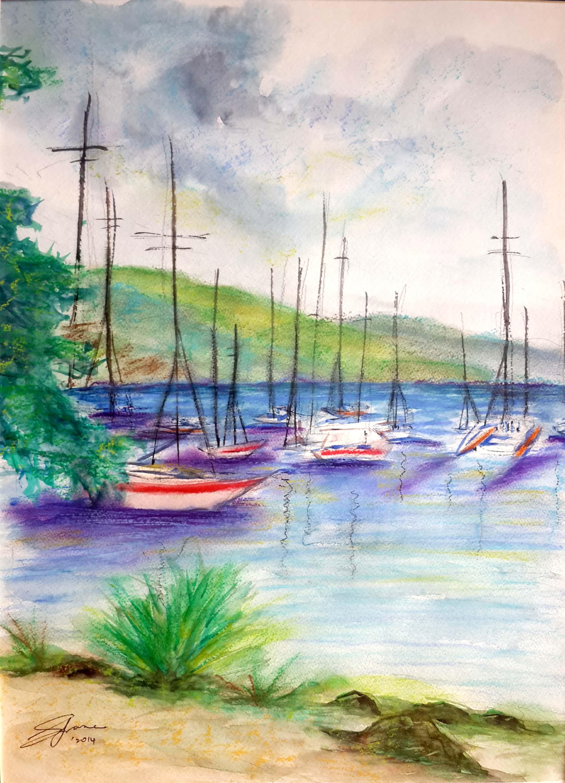 Yachts Near crews inn