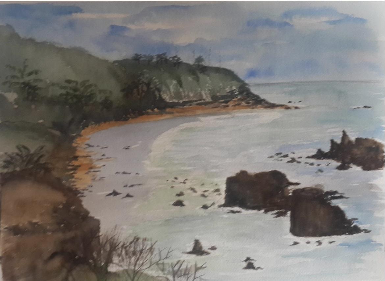 toco cliffs & rocks