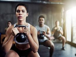 The power of Kettlebell Exercises