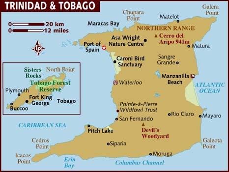 Mayaro in Trinidad