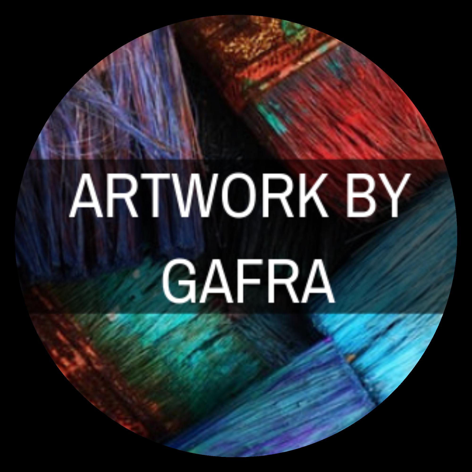Artwork by Gafra