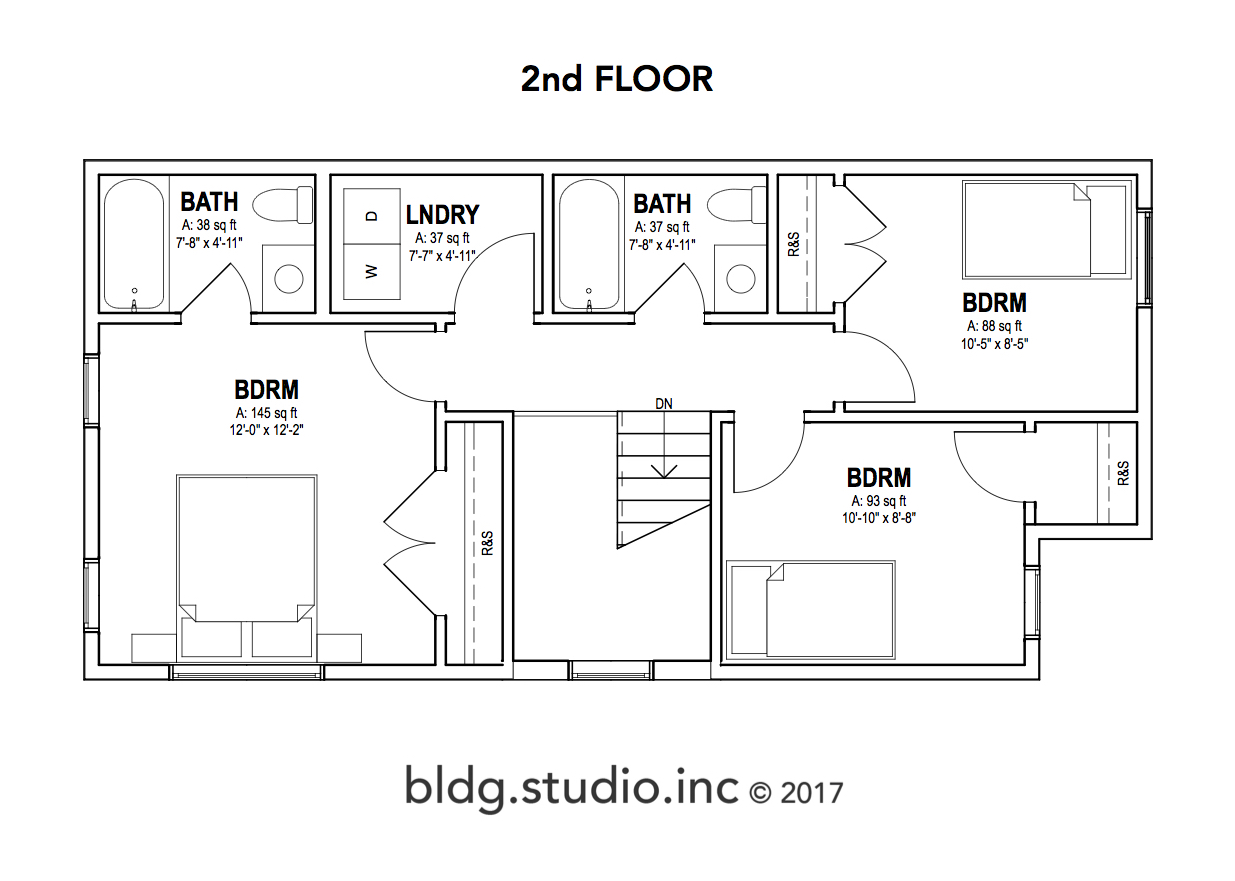 429B 5th Street - Second Floor