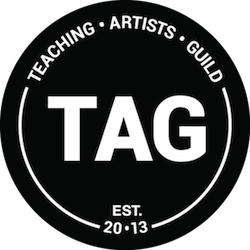 Teaching Artists Guild Logo