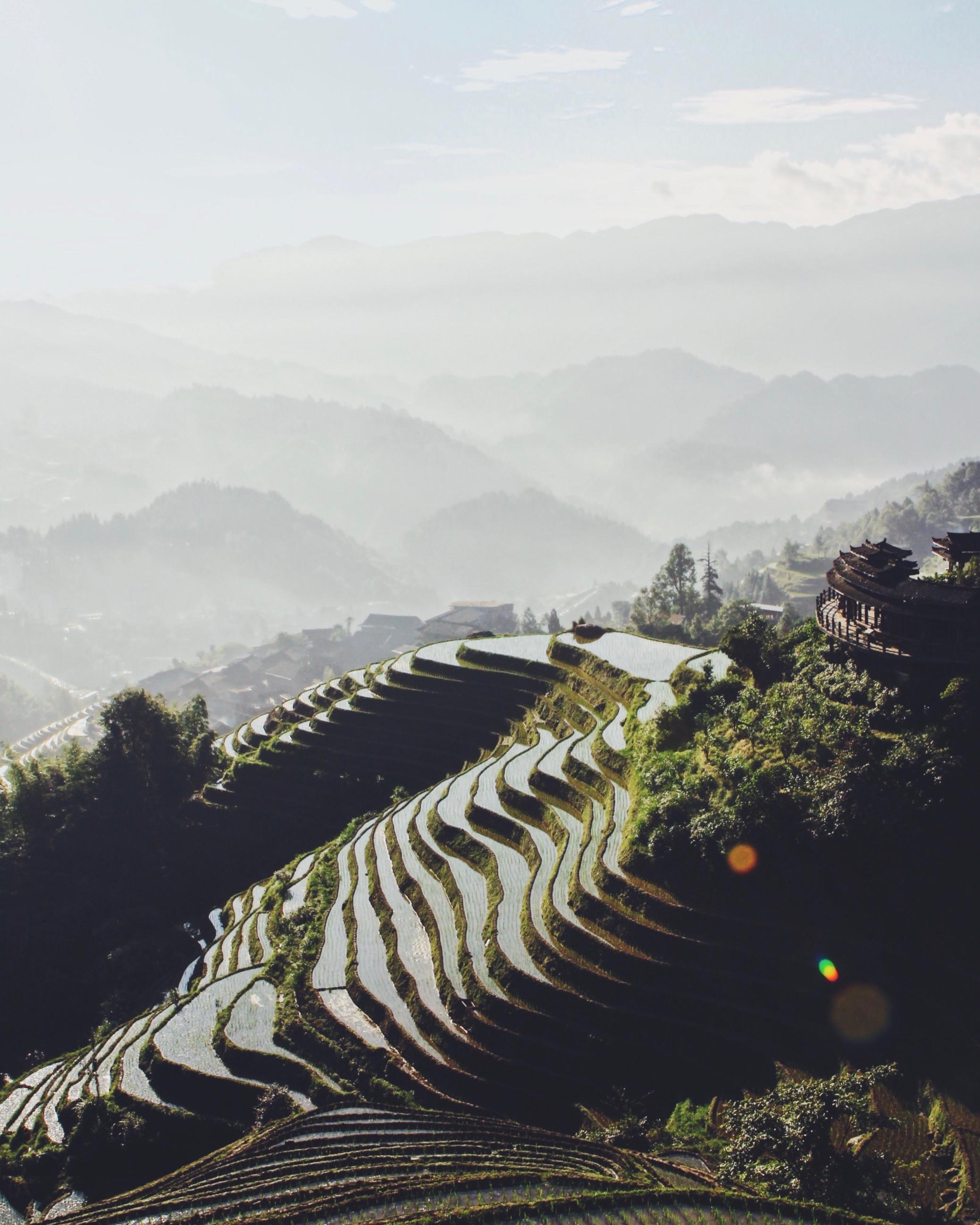 Long Rice Terraces