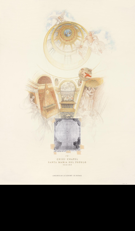 Chigi Chapel - Perception