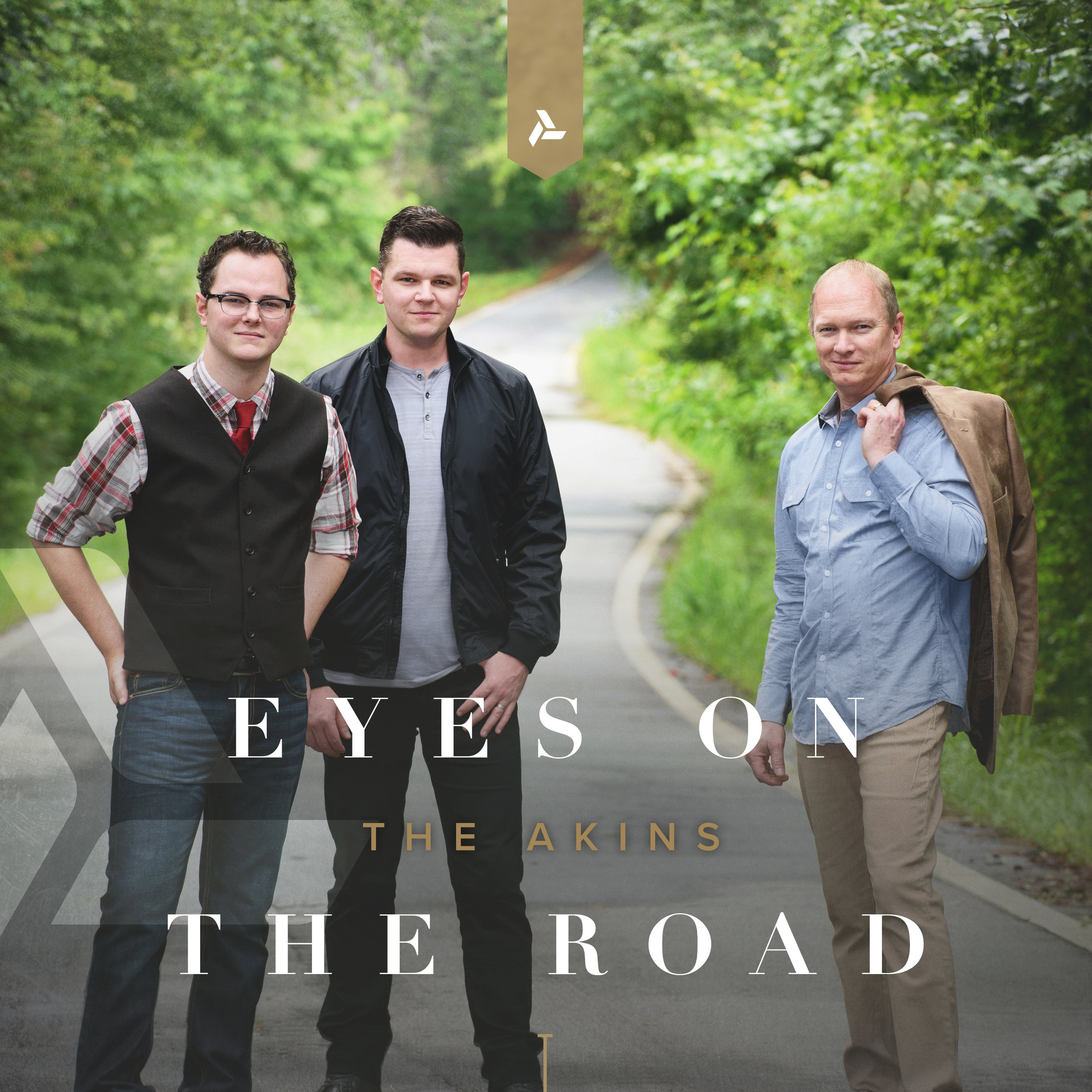The AkinsEyes On The RoaD - 10 New Original SongsGet your copy today!