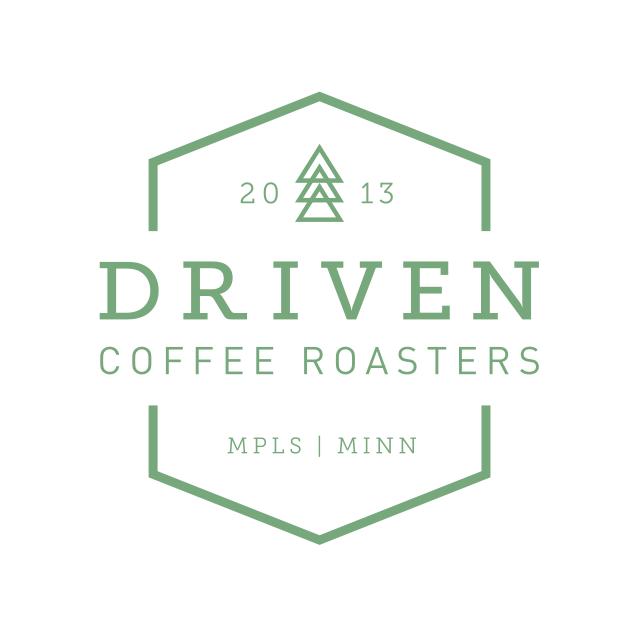 Driven Badge Logo