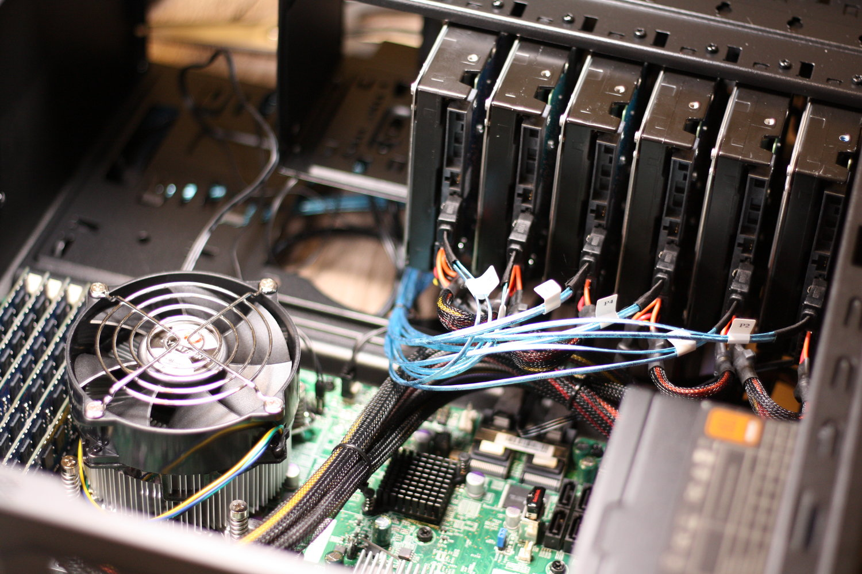 NAS Killer v1 0 (2019) — Serverbuilds net
