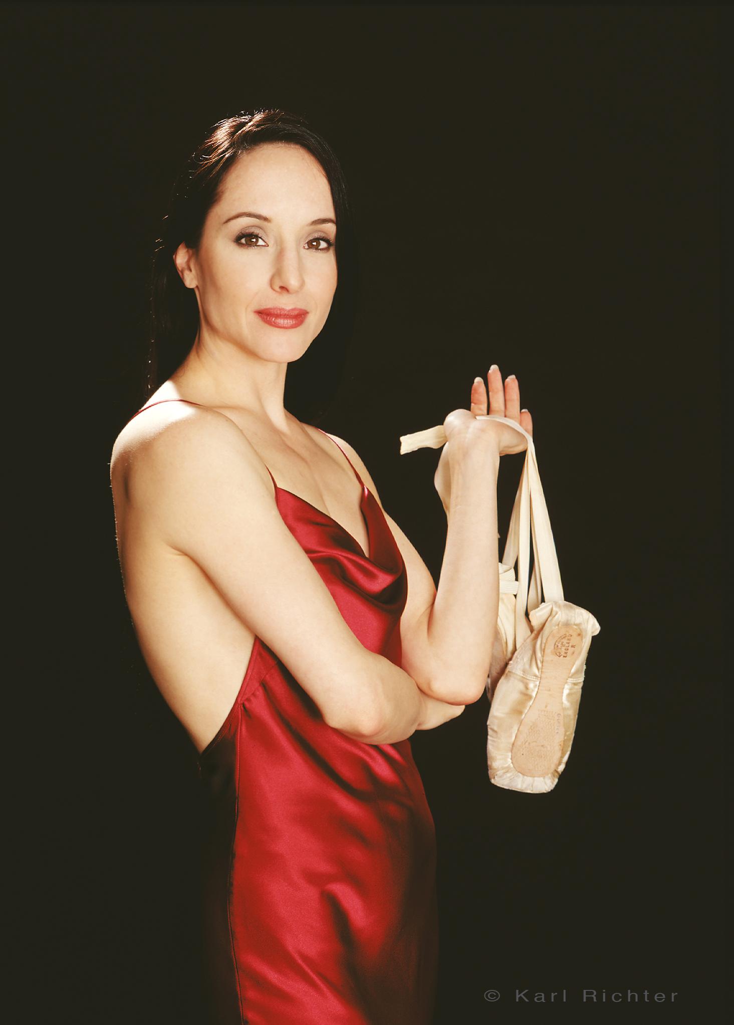 Kimberley Glassco, ballerina