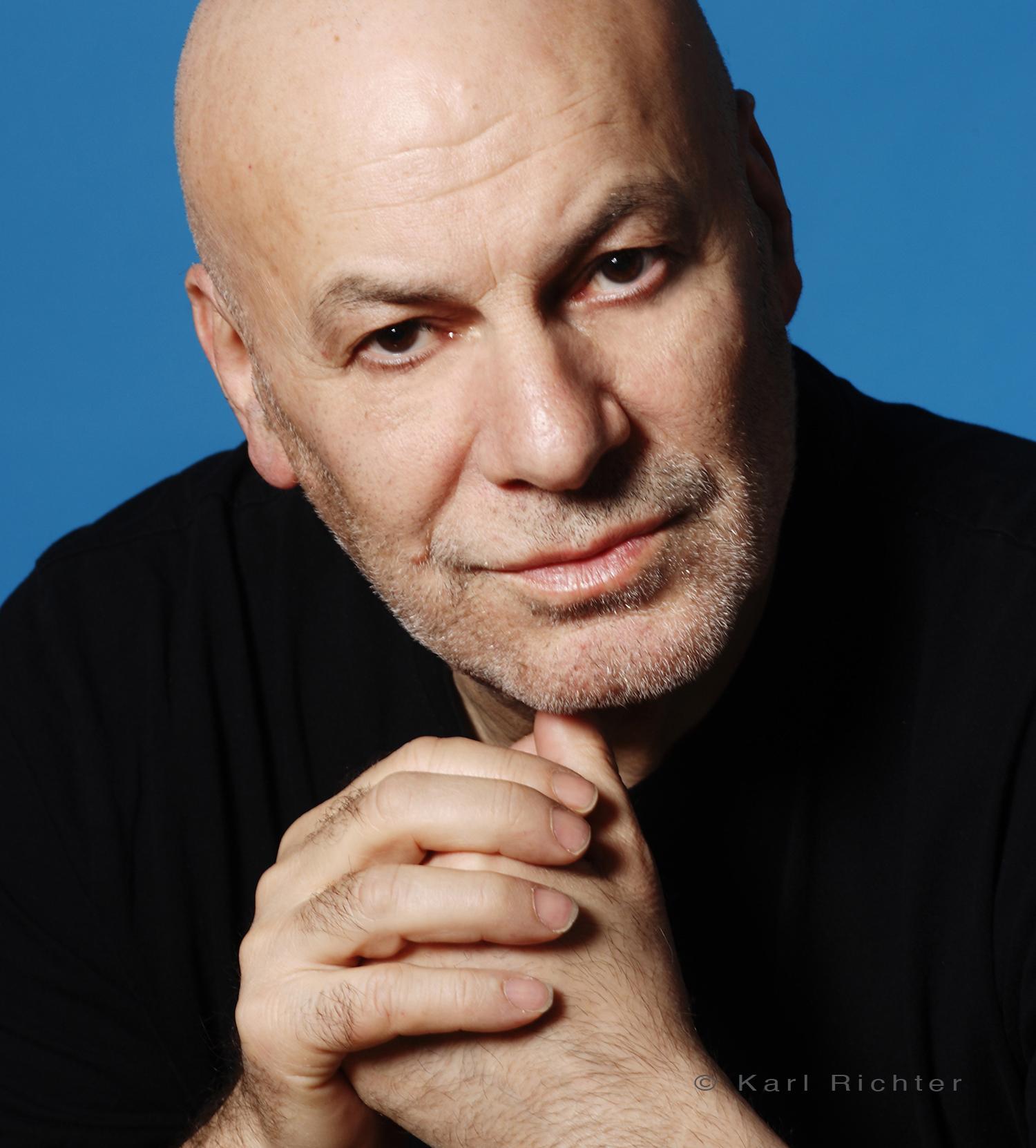 Stephan Caras, designer