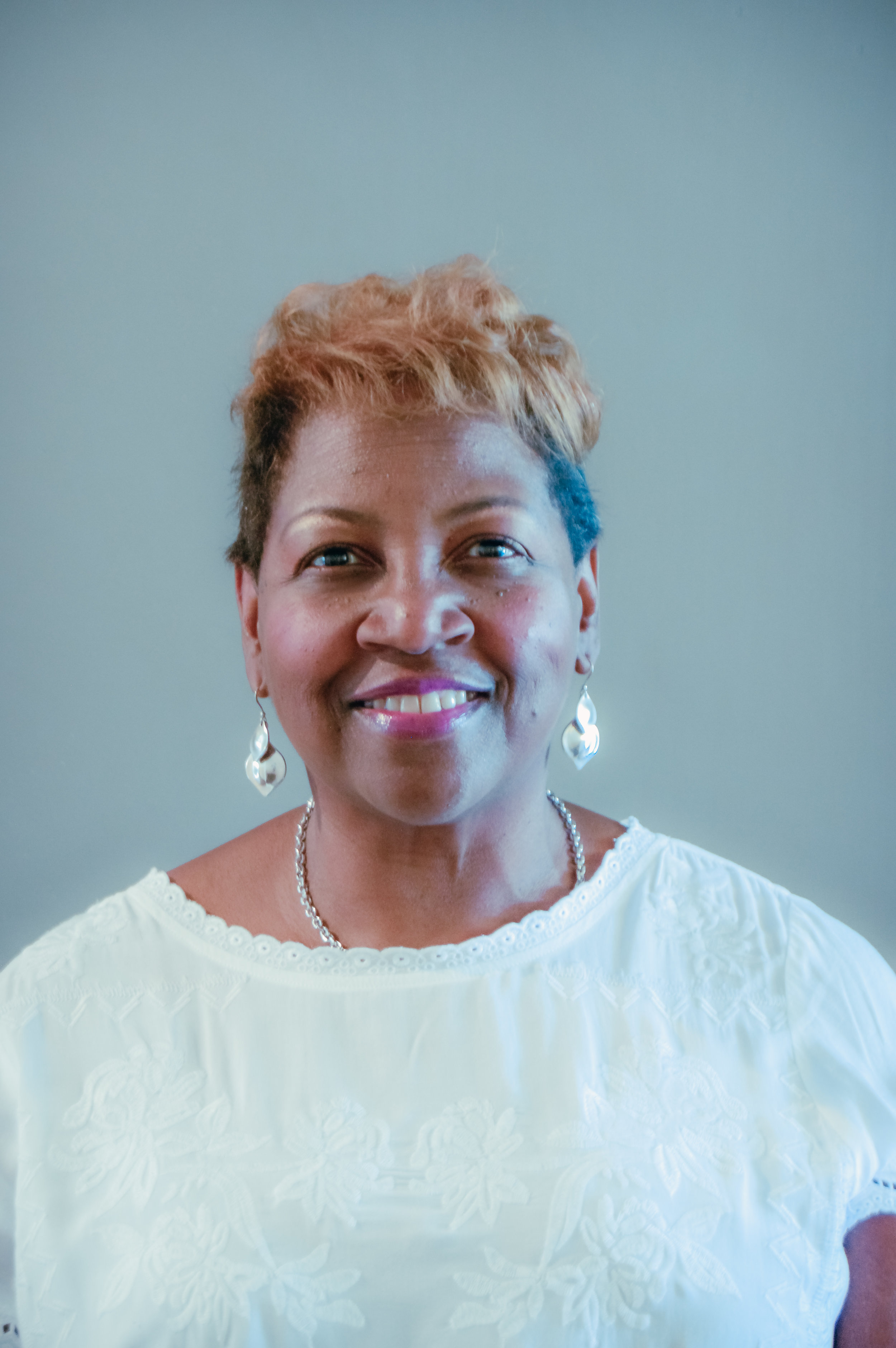 Dr. Thomasyne Hill, Program Coordinator GEAR UP Jefferson County and GEAR UP Alabama -