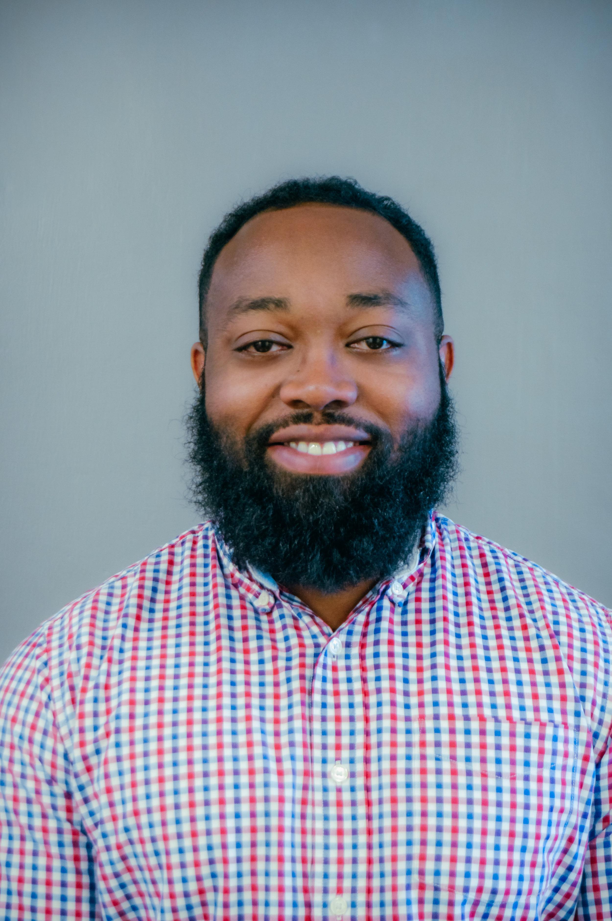 Joseph Fonbah, Jr., Program director -