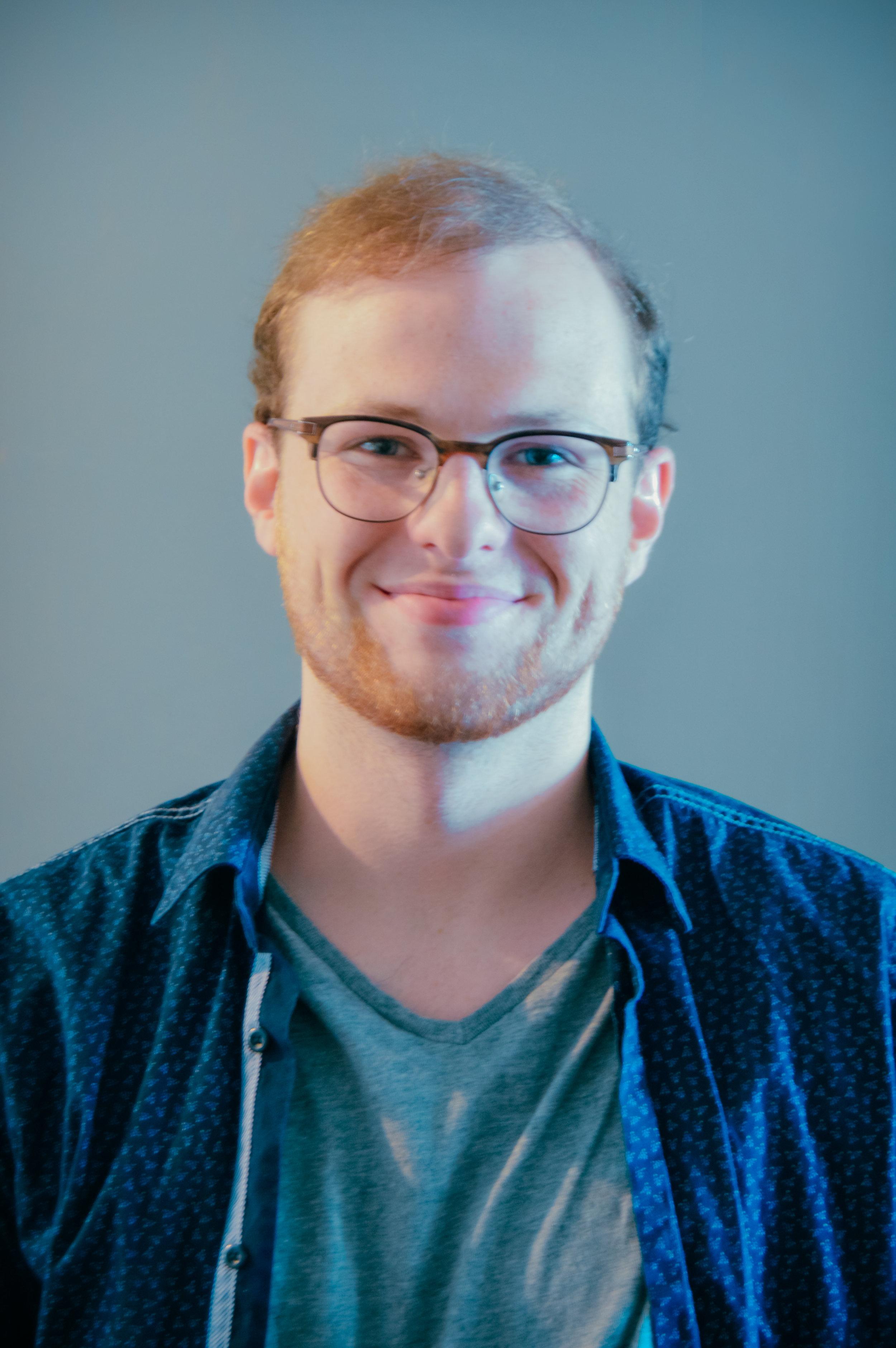 Trenton Tidwell, AmeriCorps Vista Member/Data Analyst -