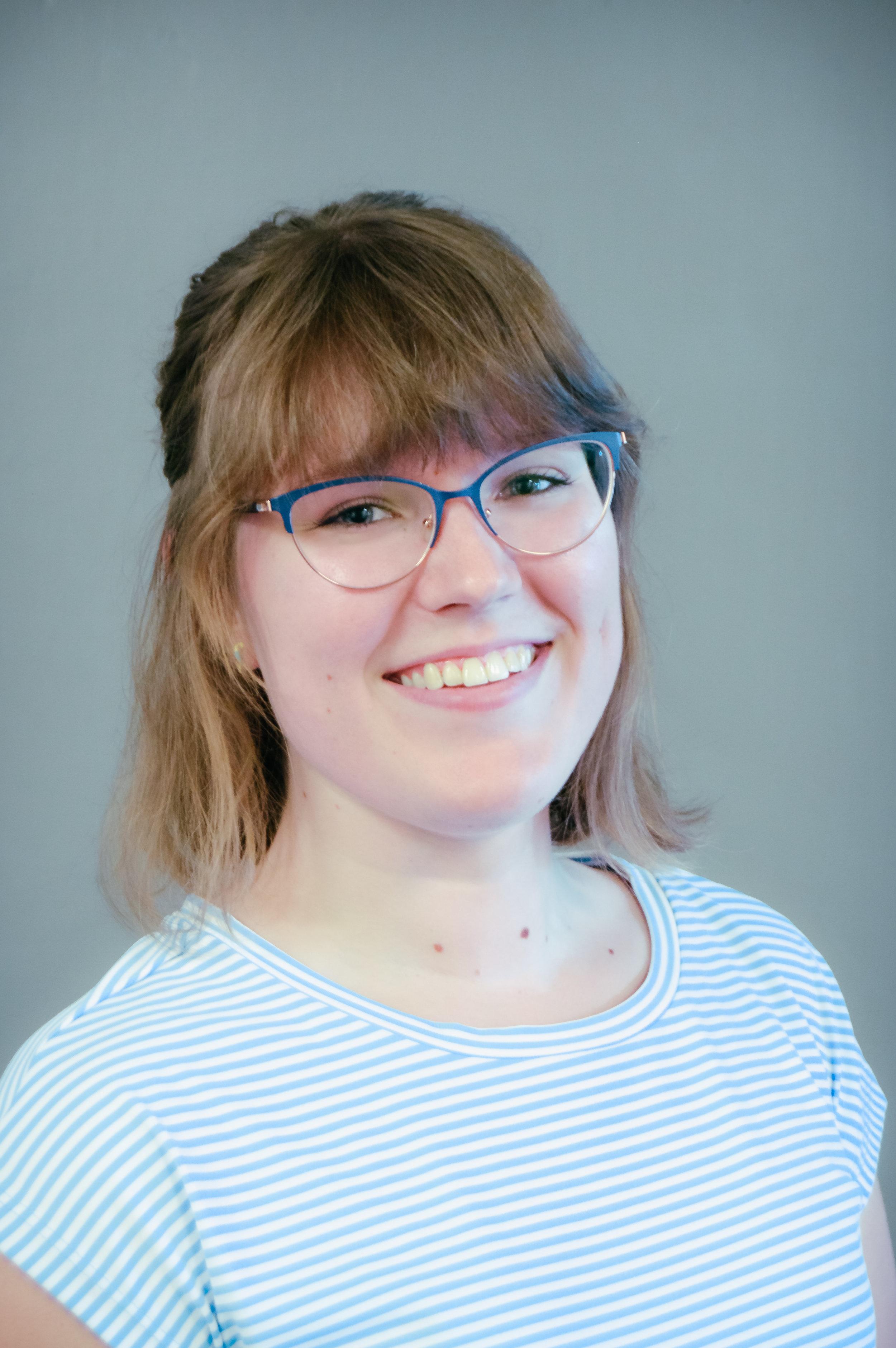 Emily Wittig,Logistics Coordinator -