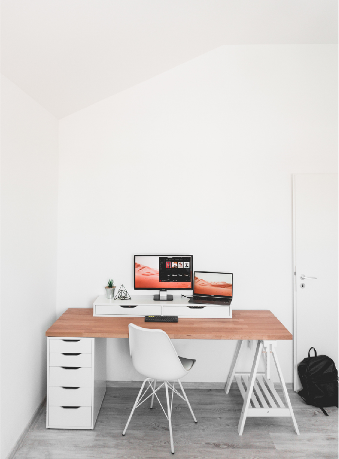 Life coach services and workspace