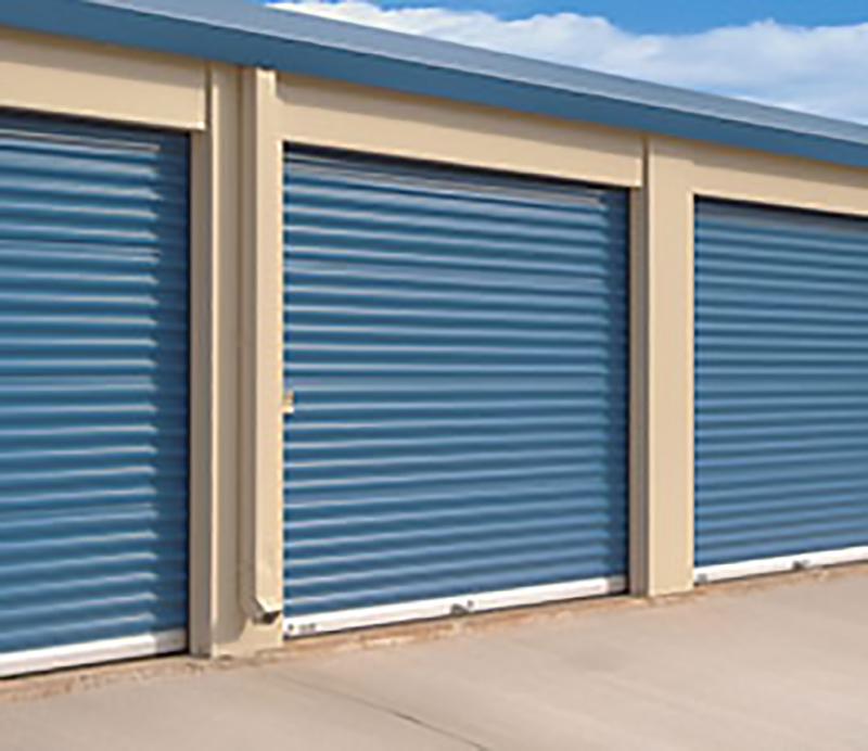 ROLL-UP SHEET DOORS
