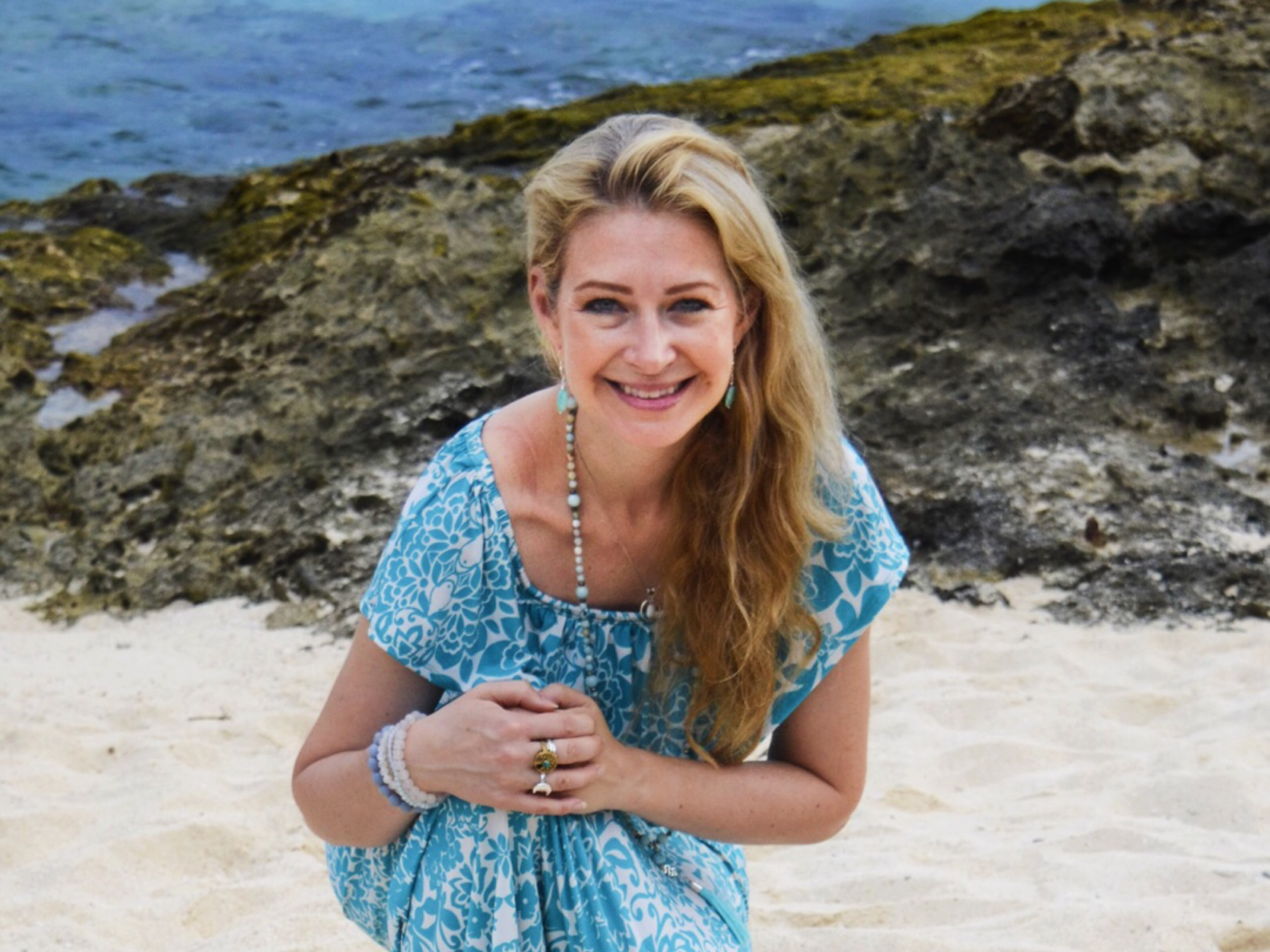 Pollyanna Blanco your wellness retreat host with Talk of the Town Travel.