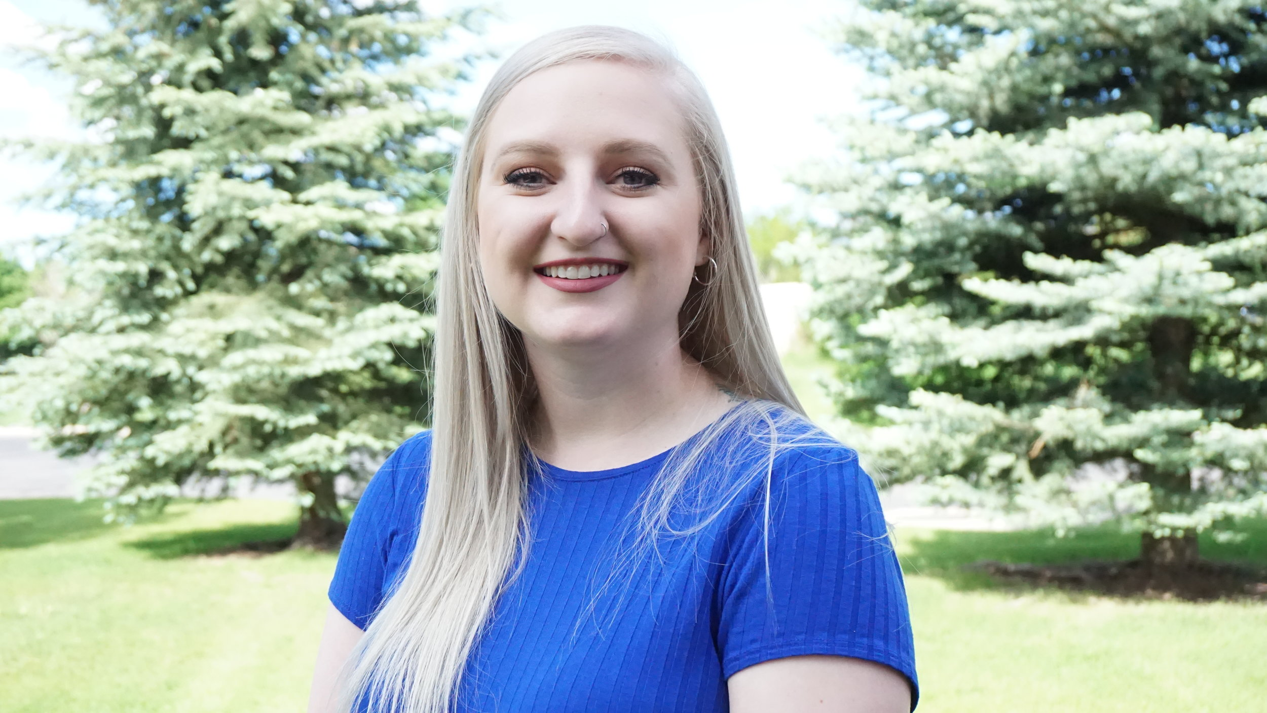 JULIE GIROUX   MARKETING ASSOCIATE  At Access Sensor Technologies Julie focuses on website design and social media. Coming from a background of coding and website design, she assists with making the customer user experience easy and frustration free when using our website. Once graduated she plans on pursing further schooling through a Physician's Assistant Program.   B.S.  Psychology from  Colorado State University  (graduating class of 2020)