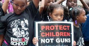Children and Gun Violence - A Social Justice Toolkit