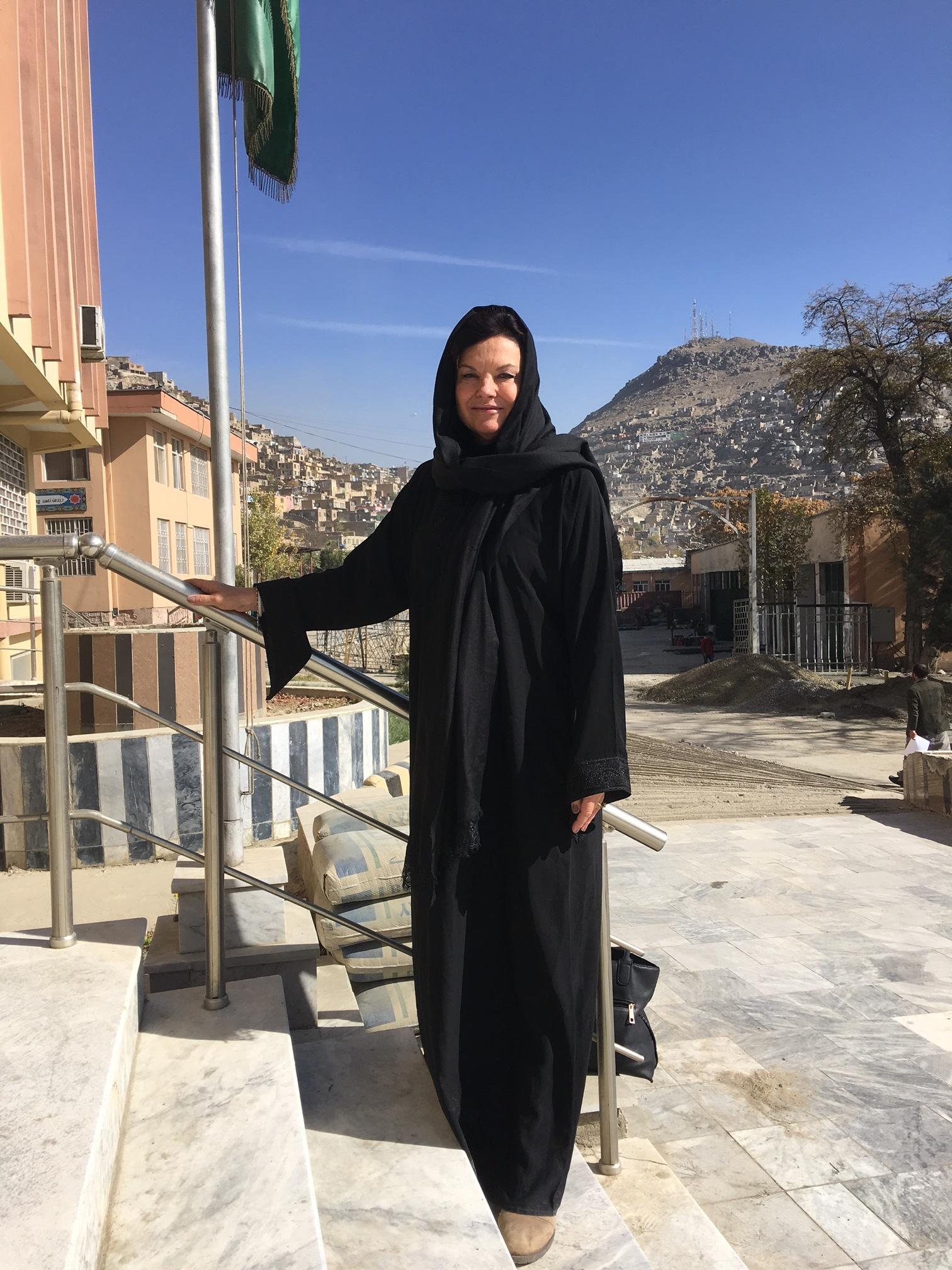 Heidi, Kabul, Nov 2016.JPG