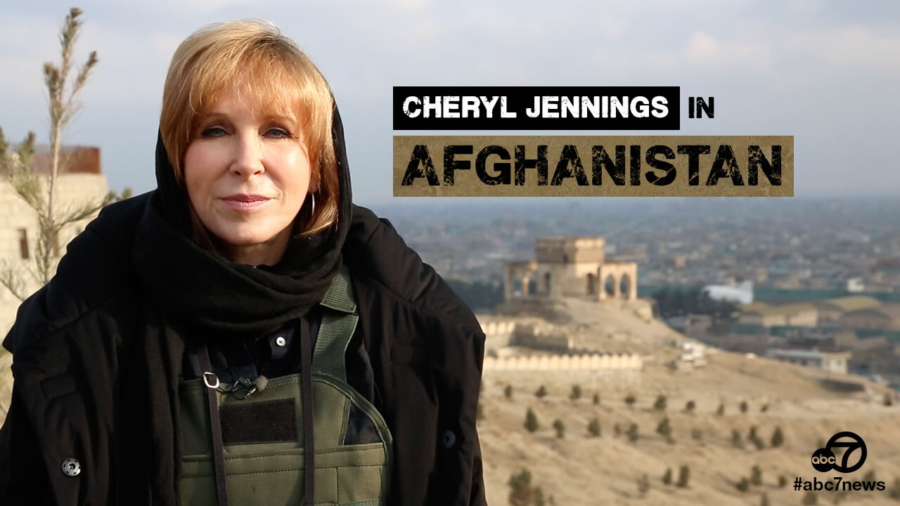 ABC News Anchor Reports - Cheryl Jennings consistently reported on Roots of Peace since 2001, traveling to Afghanistan and Vietnam to visit our farmers. Watch her ABC News segments.