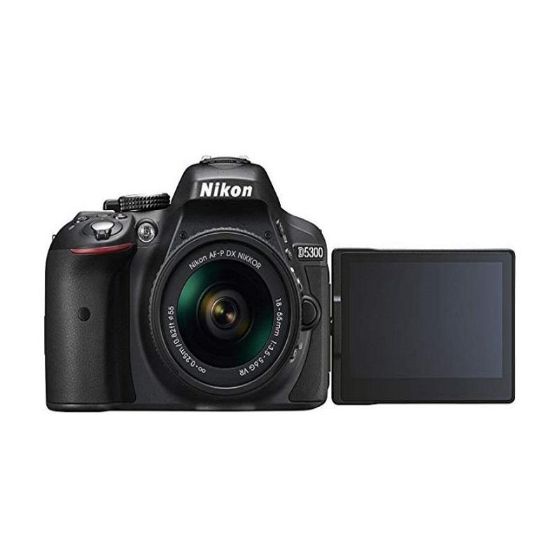 NIKON D5300 (with 18-55mm lens)