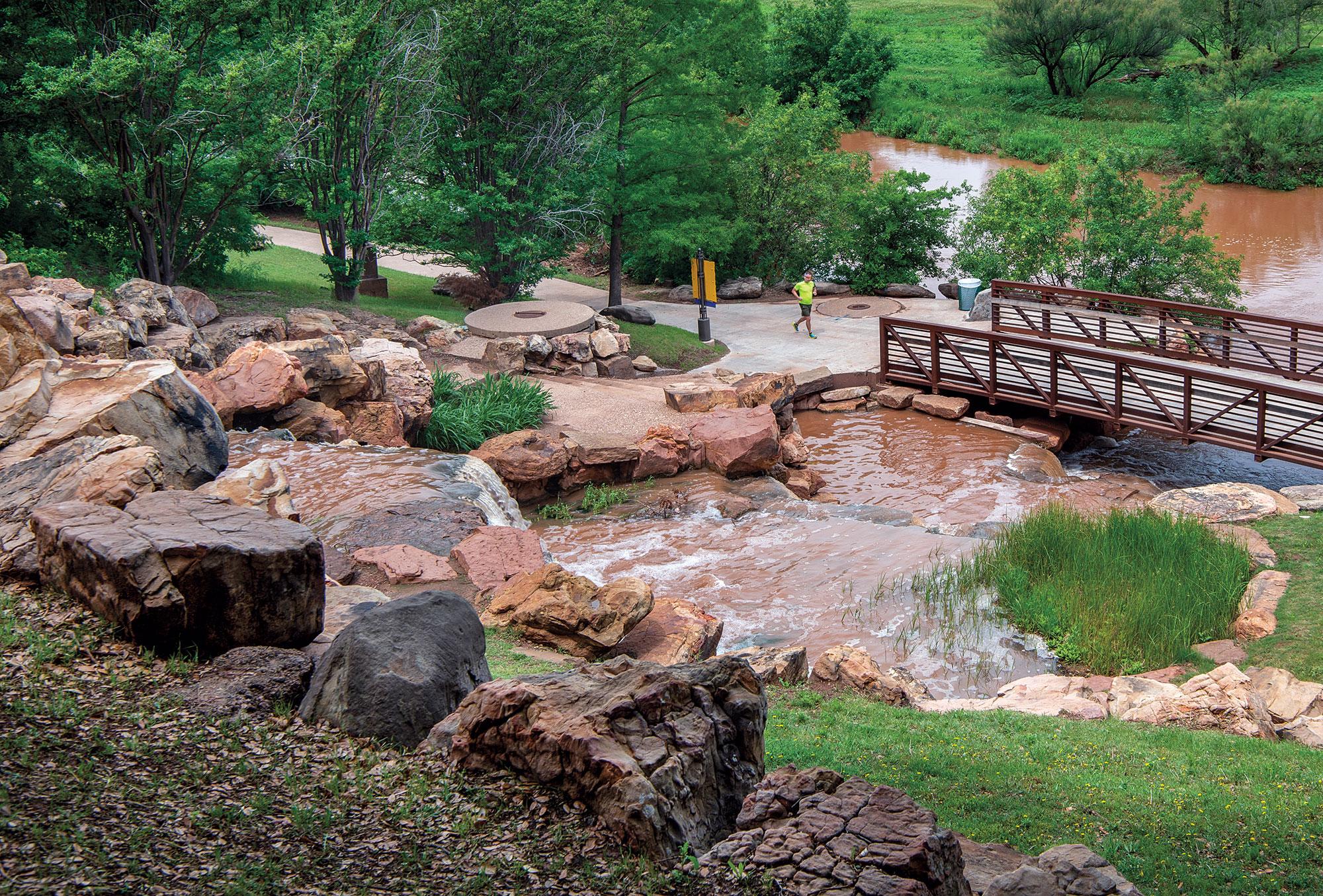 Summer Getaway: A Weekend in Wichita Falls
