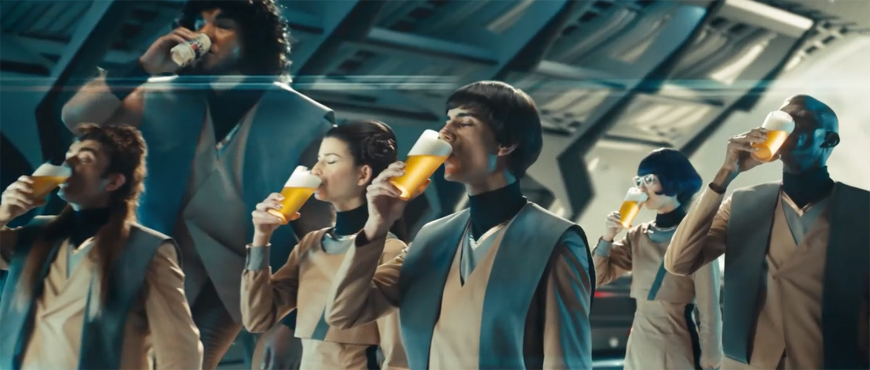 "sapporo beer ""level 9"" (tv)"