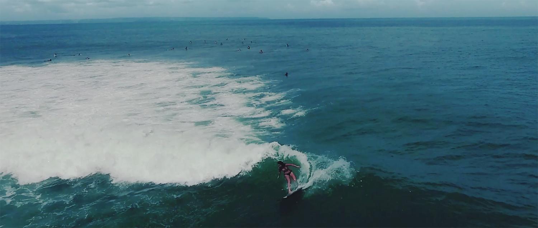 """jaccs card """"surf trip"""" (web & tv)"""