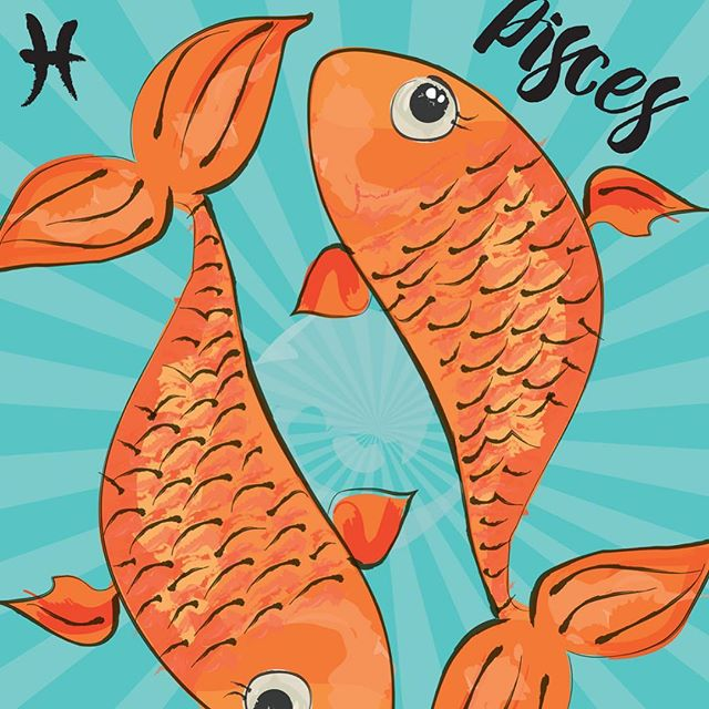 🐟🐟 Should have posted this one earlier! #pisces